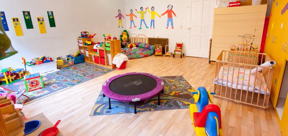 Himpelchen & Pimpelchen | unser großes Spielzimmer